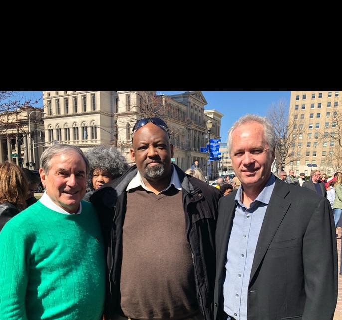 Congressmen Yarmuth and Mayor Fischer