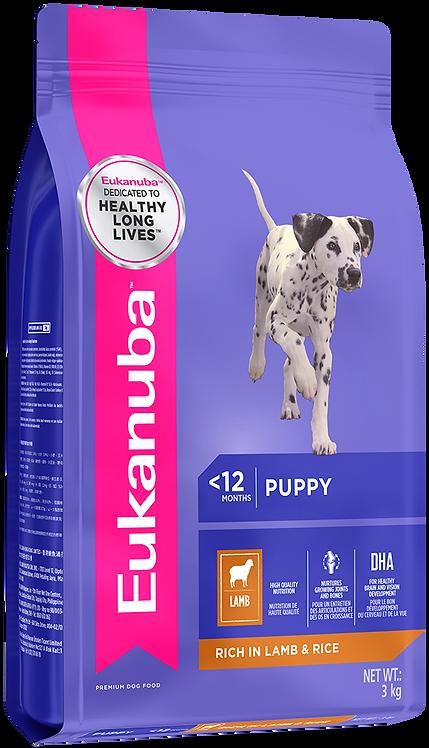 Eukanuba Puppy Lamb & Rice Small & Medium