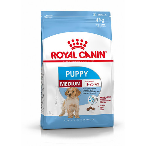 Royal Canin Canine Medium Puppy
