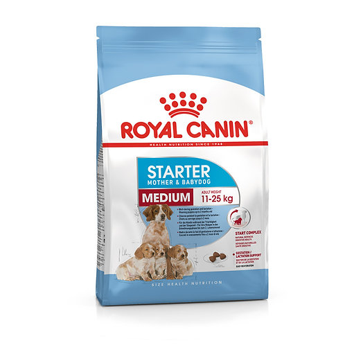 Royal Canin Canine Medium Starter Mother & Baby Dog