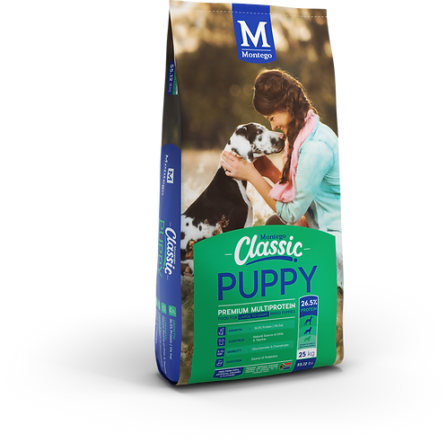 Montego Classic Large Breed Puppy