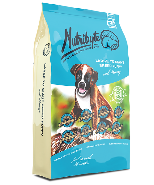 Nutribyte Puppy Large Breed
