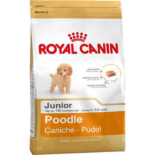 Royal Canin Canine Poodle Puppy