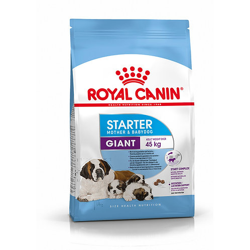 Royal Canin Canine Giant Starter Mother & Baby Dog