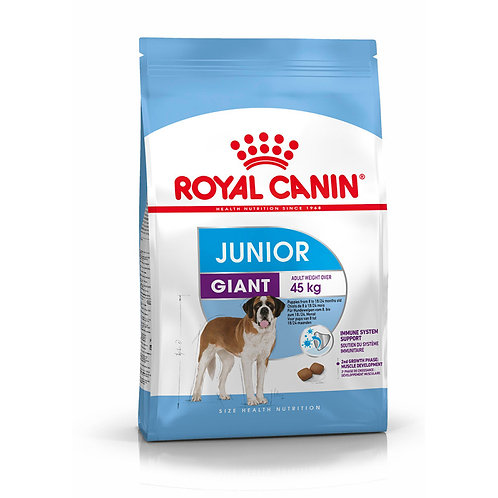 Royal Canin Canine Giant Junior