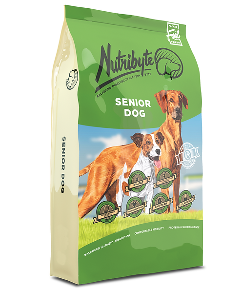 Nutribyte Senior Dog
