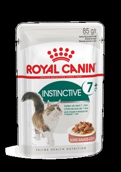 Royal Canin Feline Instinctive 7+ Pouch