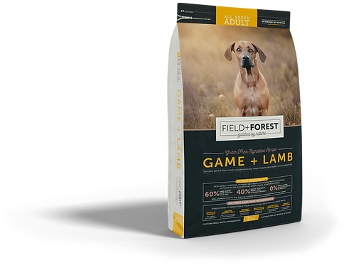 Field & Forest Game + Lamb Adult