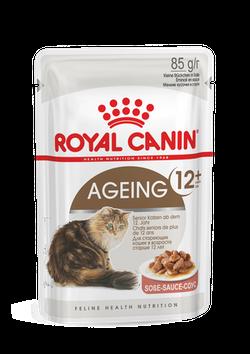 Royal Canin Feline Ageing 12+ Pouch