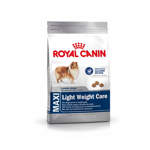 Royal Canin Canine Maxi Light Weight Care