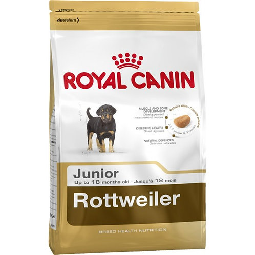 Royal Canin Canine Rottweiler Puppy