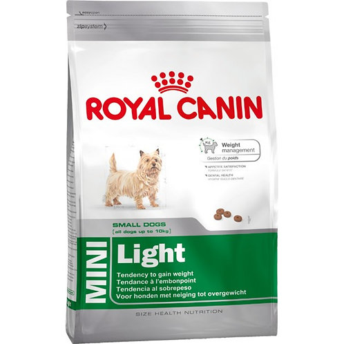 Royal Canin Canine Mini Light Weight care