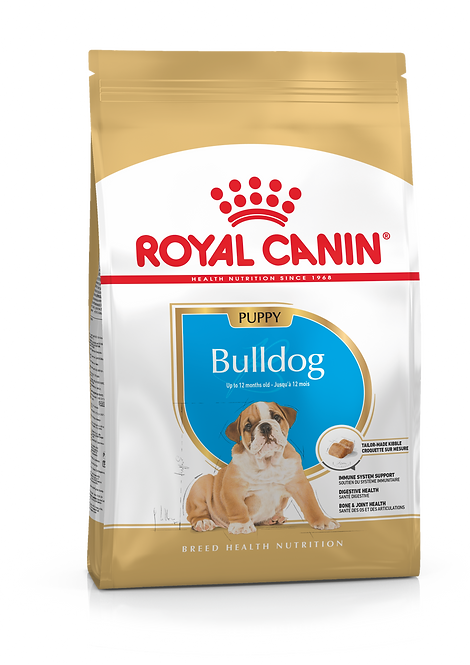 Royal Canin Canine English Bulldog Puppy