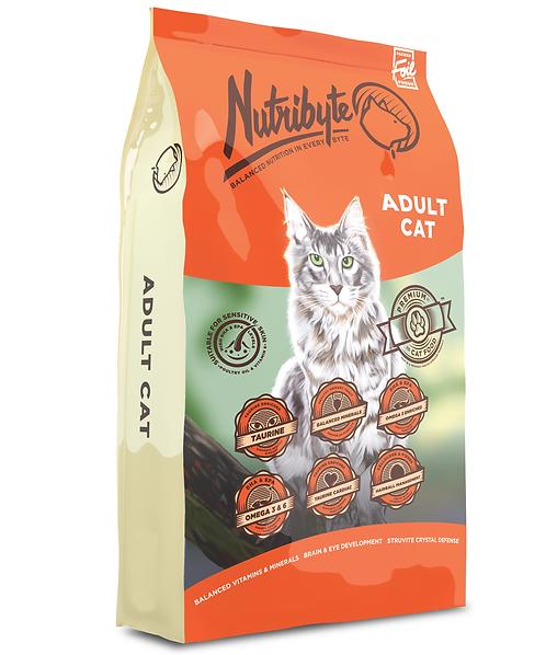 Nutribyte Adult Cat