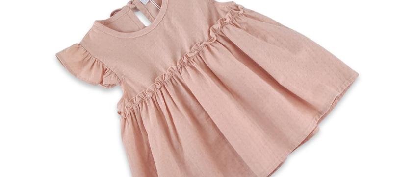 LILY DRESS - PINK