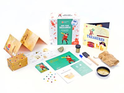 Paint a Treasure Chest Activity Kit v2.p