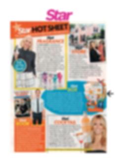 Star Magazine Hot Sheet