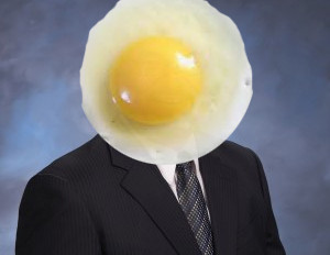 Politicians with Egg on their Face