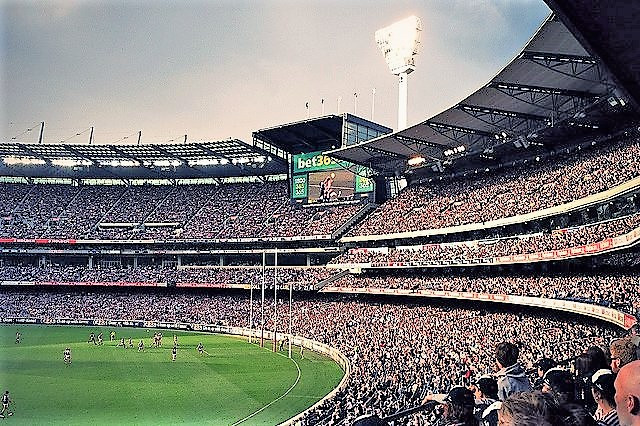 "Footy at the ""G"""