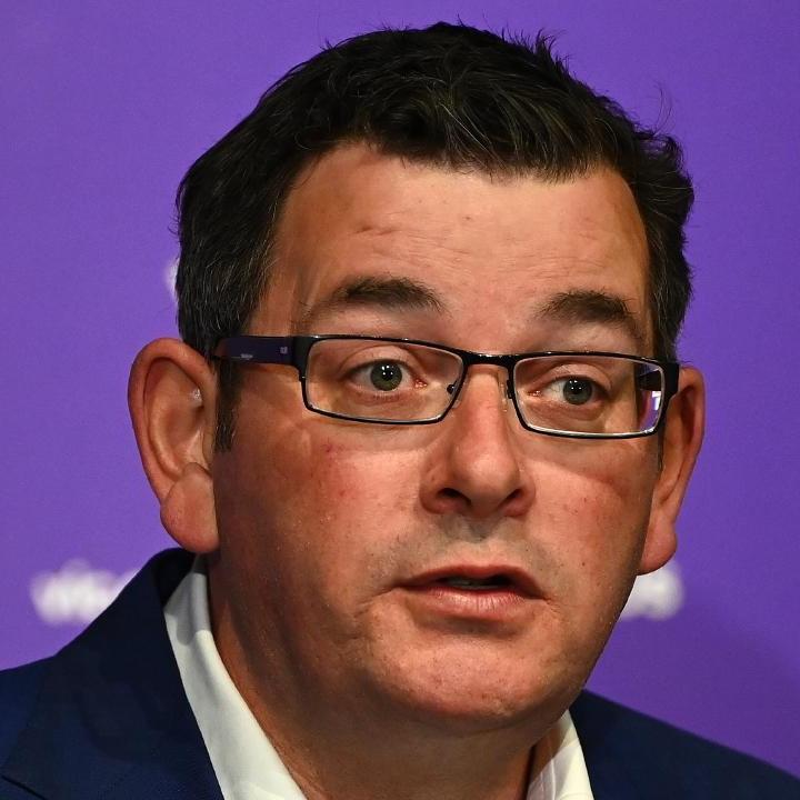 Premier Dan Andrews
