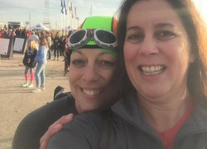 Race Report: Coach Patty at the Tampa Bay Frogman Swim