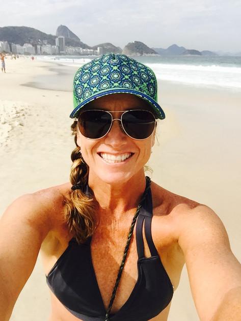 Jennifer Hazard Brazil