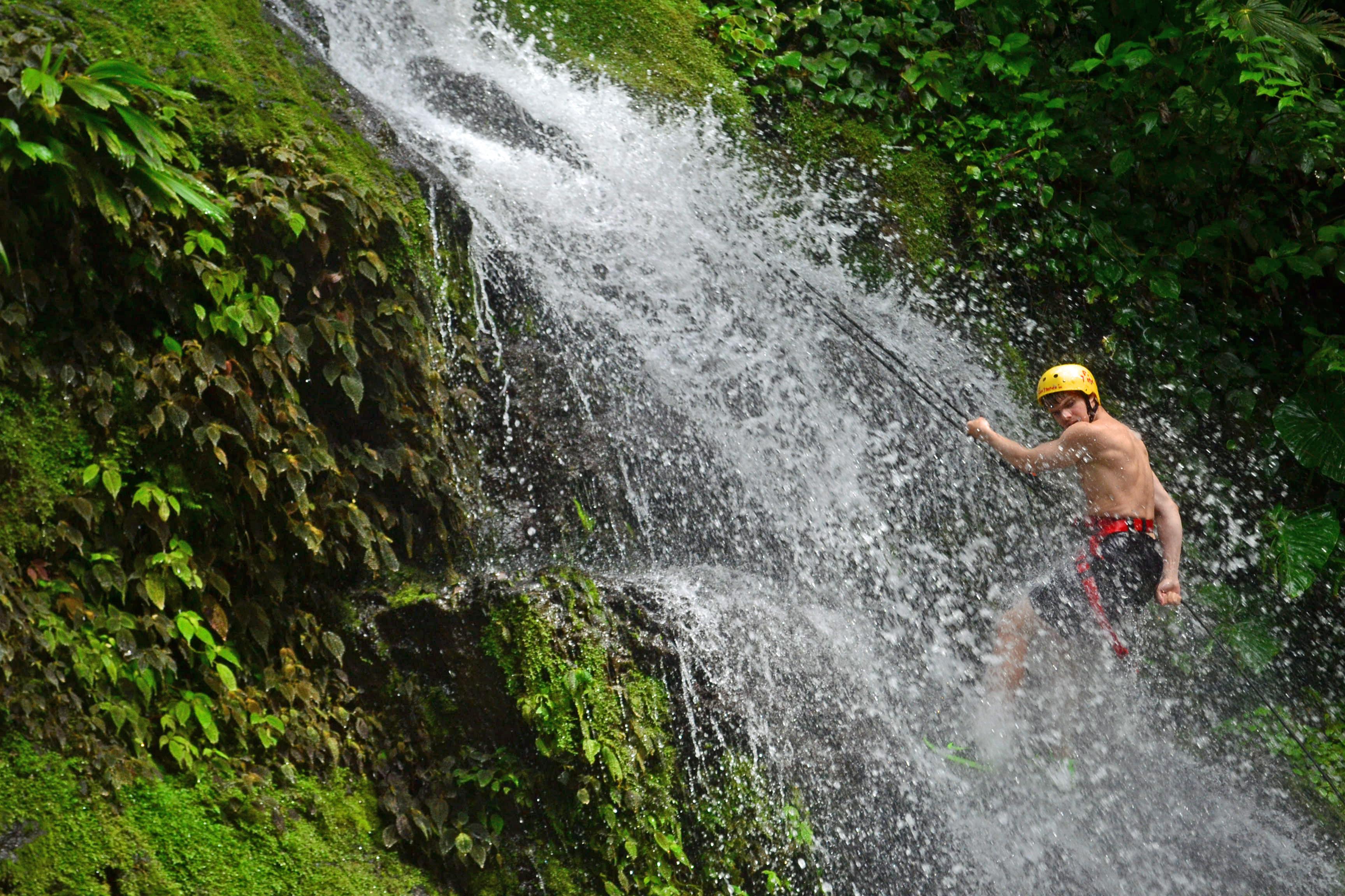 Canyoneering Rios