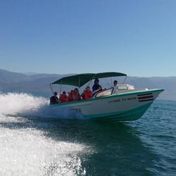 Marlon boat