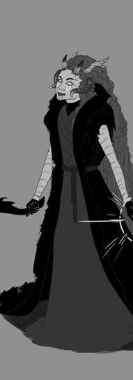 Character Art, comic style