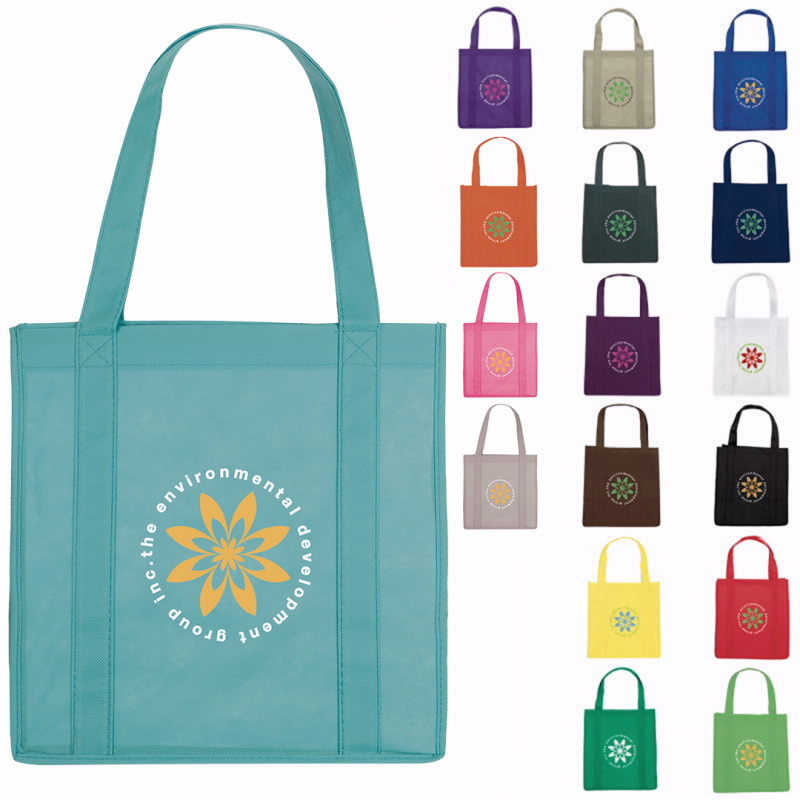 Branded Reusable Grocery Tote
