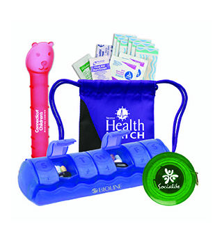 Health, Wellness & Fitness Prootional Products