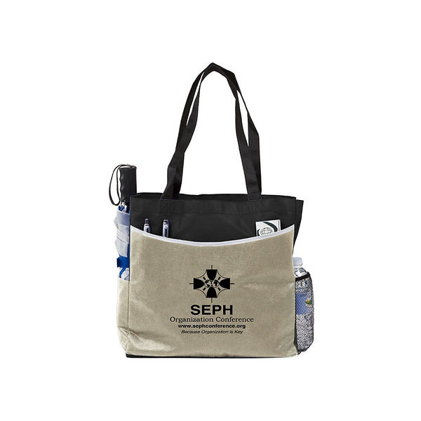 Branded Conference Tote