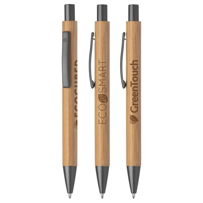 Branded Bamboo Pen