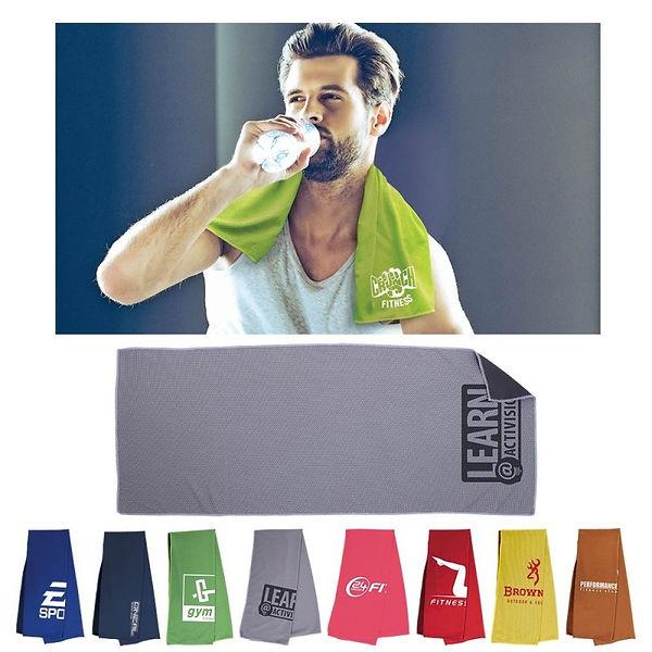 Branded Cooling Towels