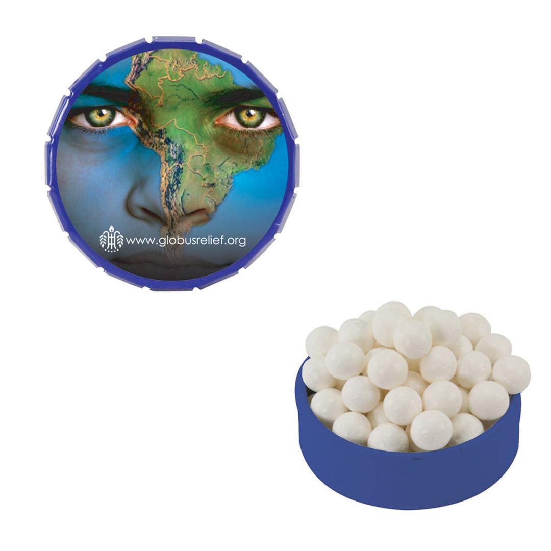 Custom Logo Mint Tins
