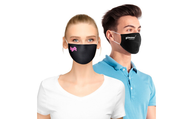 Custom Mask with Filter Insert
