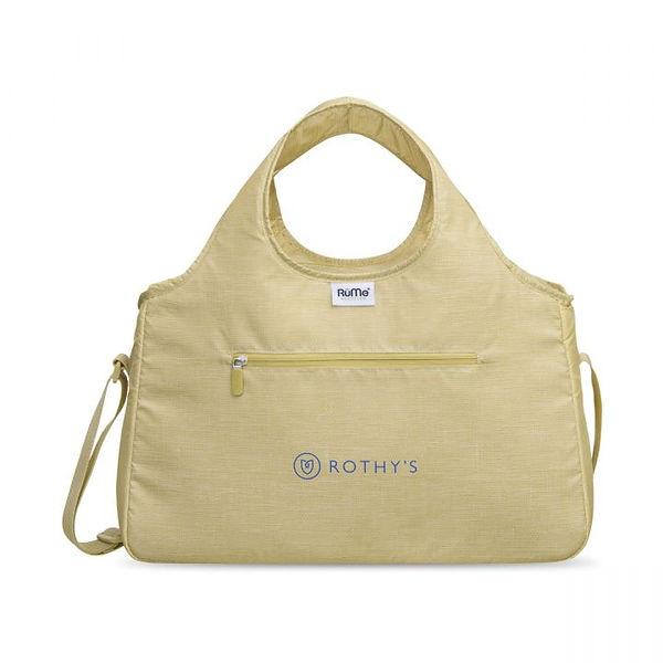 Branded Recycled Duffel Bag