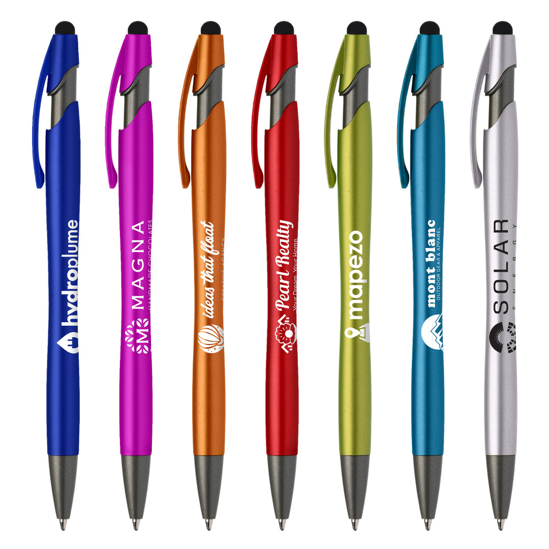 Antimicrobial Branded Stylus Pen