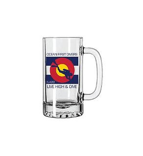 Logo Beverage Glasses Denver