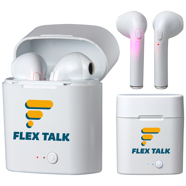Branded True Wireless Stereo Earbuds