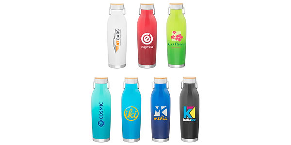 Wave Branded Water Bottles