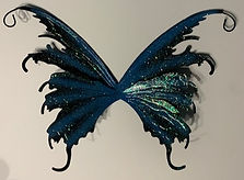 Metal Butterfly Wings