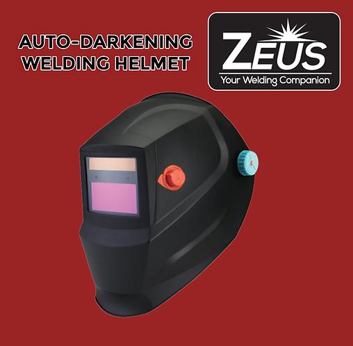 Zeus Auto Darkening Welding Helmet