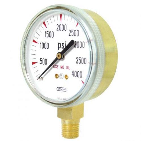 Gentec Pressure Gauge