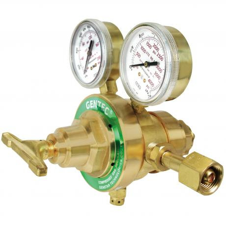 Gentec High Flow Oxygen Regulator