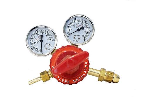 Goldenweld Acetylene Regulator