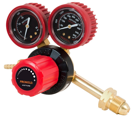 Gentec Proweld Single Stage Acetylene Regulator