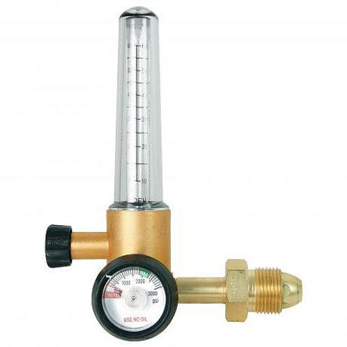 Gentec Argon Regulator c/w Flowmeter