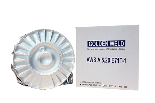 Goldenweld Flux Cored Wire (E71T-1)