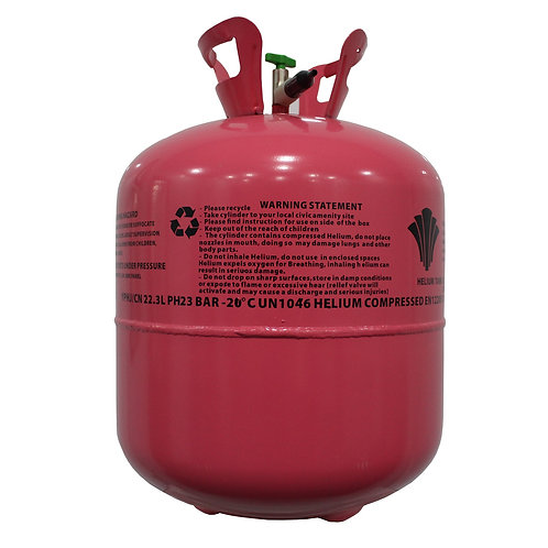 Disposable Helium Tank (30pcs / 50pcs)